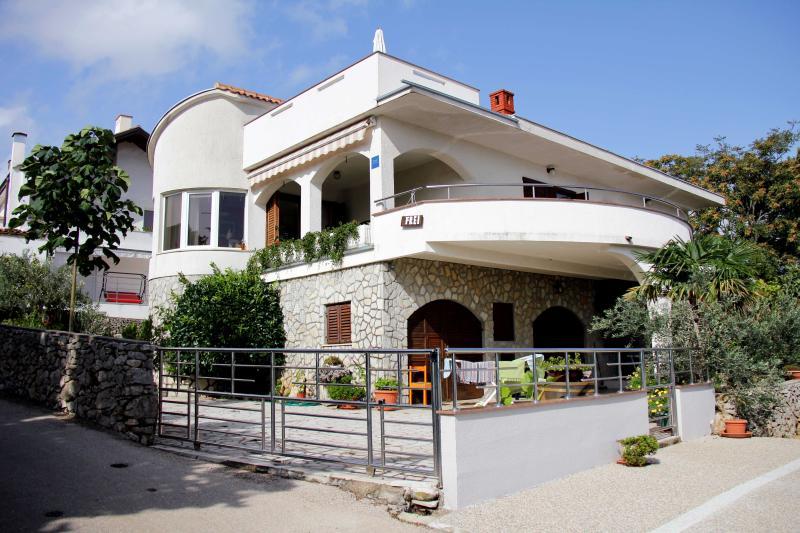 Apartmaji Irena, Otok Krk - hisa